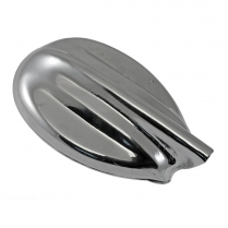 Winged Radiator Cap - Chrome - 1939-52 Ford Tractor