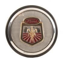 Hood Emblem Flat Style
