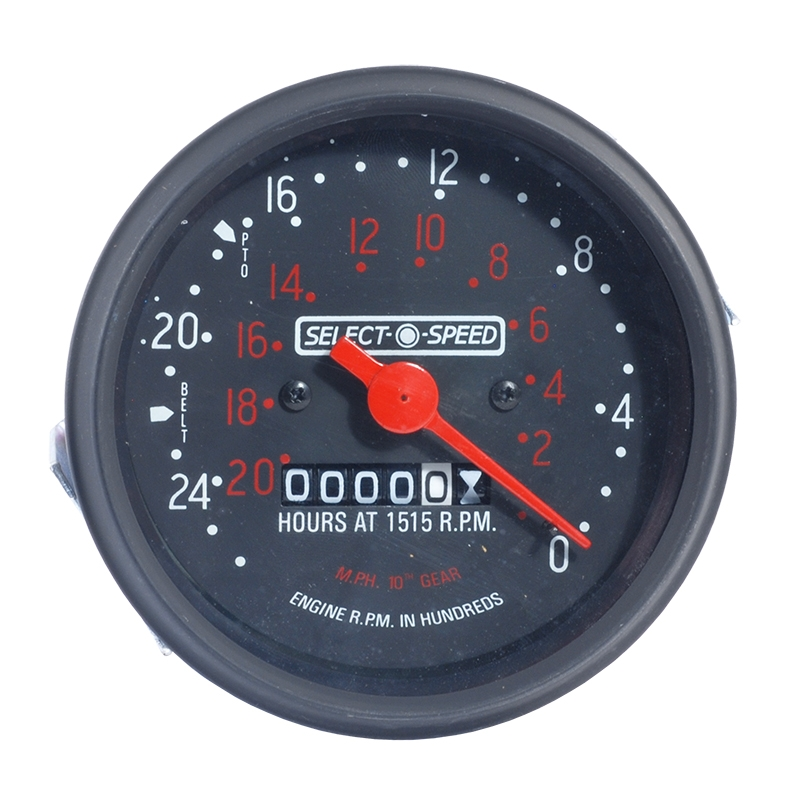 Select-O-Speed Proofmeter - 1959-64 Ford Tractor