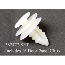 Door Panel Clip Set