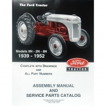 Assembly Manual and Parts Catalog - 1939-52 Ford Tractor