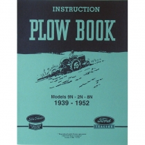 Plow Book - 1939-52 Ford Tractor
