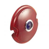 Taillight Lens - w/Blue Dot