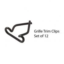 Radiator Grille Trim clip