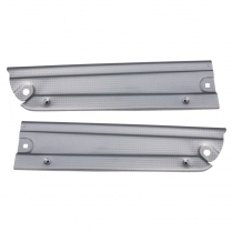 Door Scuff Plates - 4 Door Rear - Pair