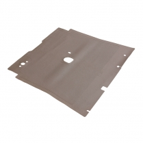 Floor Mat - Rubber- Taupe