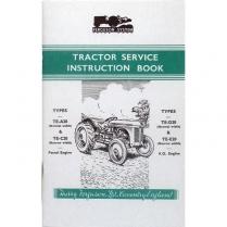 Ferguson Instruction Manual - 1948-52 Ford Tractor