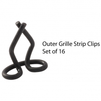 Grille Strip Clip - 1935-36 Ford Truck, 1936 Ford Car
