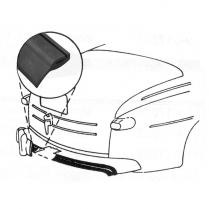Bumper Stone Deflector Seal