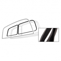 Back Glass Seal - Liftgate