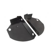 Front Fender Brace - Lower Rear