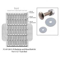 Bed Bolt Kit