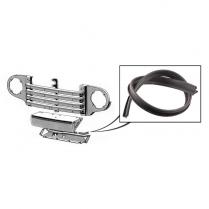 Radiator Grille Splash Pan Seal