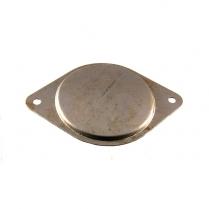 Dash Plate Speedometer Hole Plug - Eagles , 722,725 - 1950-65 Cushman Scooter