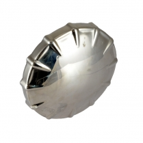 Gas Cap - Stainless Steel - 1950-65 Cushman Scooter
