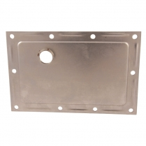 Oil Pan Plate -  Cast Iron Engines - 1949-65 Cushman Scooter