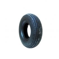 Tire - 4.75x7.75 - Black Wall