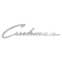 Cushman Script Emblem - Eagle