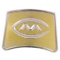Fork Cover CM Emblem - Pacemaker & Roadking