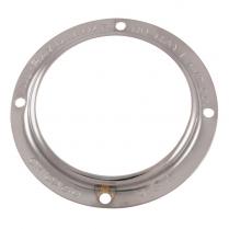 Taillight Lens Retainer - Chrome