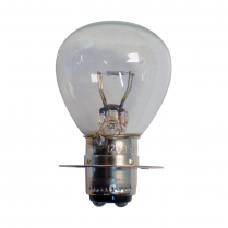 Headlight Bulb - 12 volt - Flanged Base  - 1936-58 Cushman Scooter