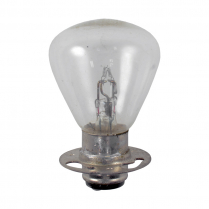 Headlight Bulb - 6 volt - Flanged Base  - 1936-58 Cushman Scooter