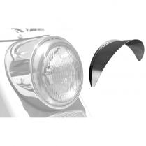 Headlight Visor - Chrome - 1936-65 Cushman Scooter