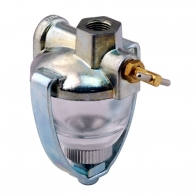 814753 FUEL FILTER ASSM.WITH GLASS BO