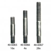 81A-6064-KIT HEAD STUD KIT 24 STUD ENGINE