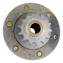 Clutch Plate - 14 Tooth