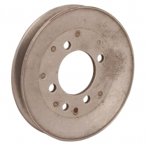 """Clutch Pulley - 4 1/2"""" - 1950-65 Cushman Scooter"""