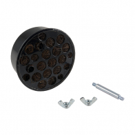 876662-L AIR CLEANER KIT W/O SPACER FIT