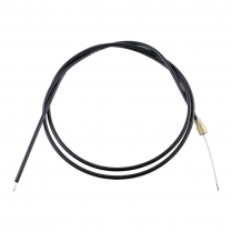 THROTTLE CABLE & HOUSING  72 I