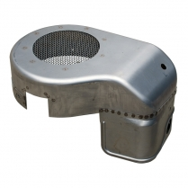 Engine  Shroud -Electric Start - Plain Steel