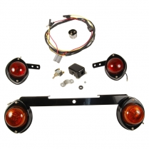 Turn Signal Kit - Eagles - 1955-59 Cushman Scooter