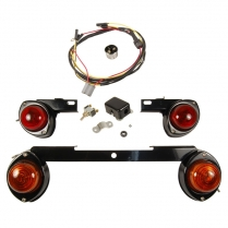 Turn Signal Kit - Eagles - 1960-65 Cushman Scooter