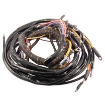 Cowl Dash Wiring - 6 cylinder