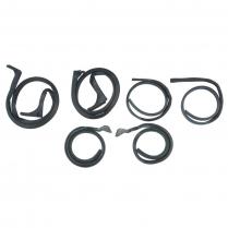 Door Seal Kit - Mercury - Convertible