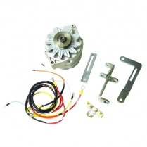 12 Volt Alternator Conversion Kit - 1950-52 Ford Tractor