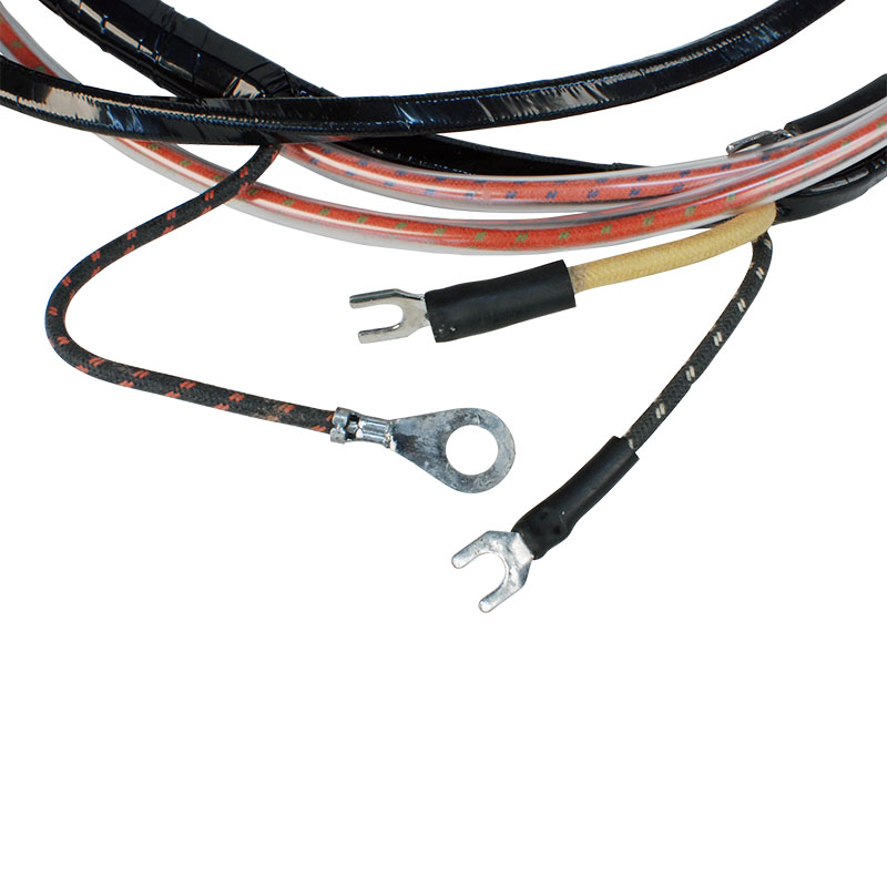 Main Wiring Assembly-Less Spk Pg Wires - 1948-50 Ford Tractor