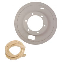 Brake Backing Plate - 1948-54 Ford Tractor
