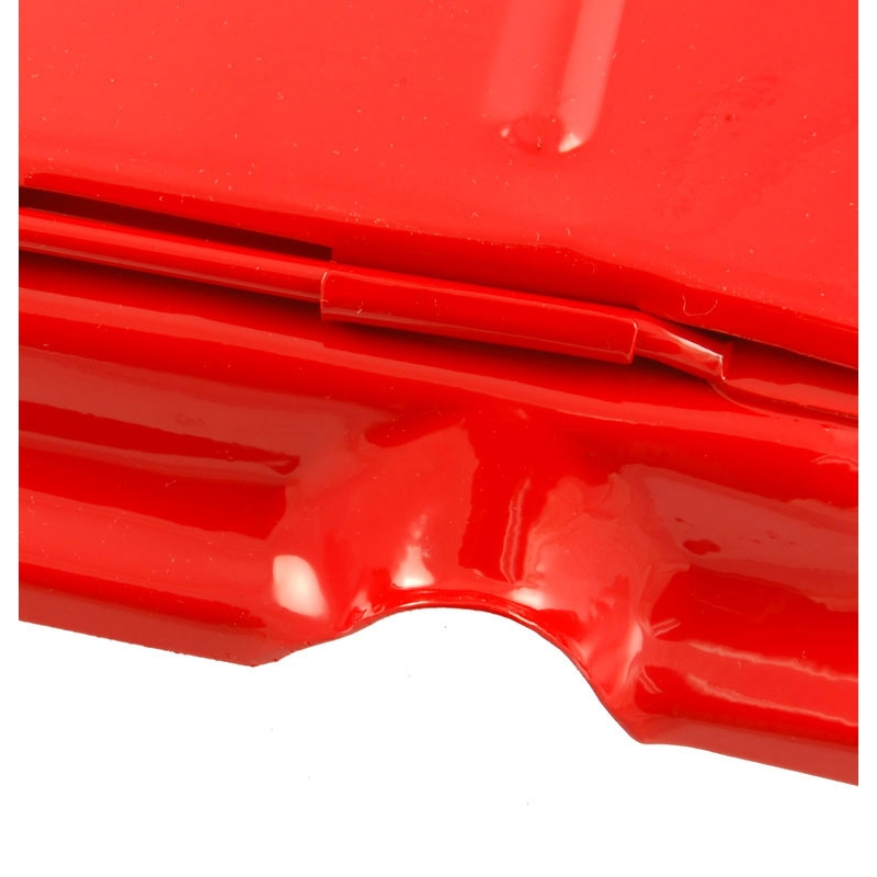 Battery Cover wDecal - 1948-52 Ford Tractor