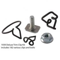 Body Trim Clip Kit - Deluxe