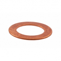 Master Cylinder Gasket Outlet - Copper - 1939-60 Ford Truck, 1939-48 Ford Car