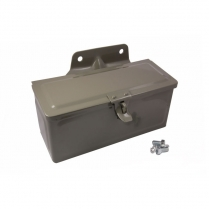 Toolbox wAttached Mounting Bracket