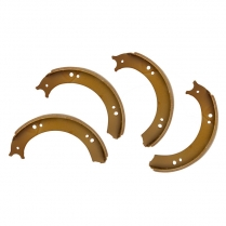 Brake Shoe Set (4) - 1939-47 Ford Tractor