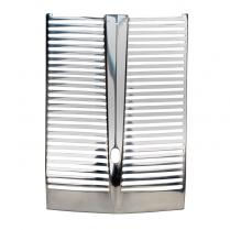 Aluminum Horizontal Bar Grille