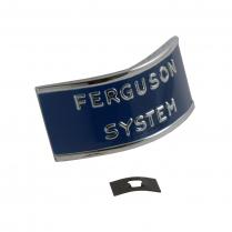 Ferguson System Grill Emblem