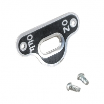 Ignition Lock Switch Plate