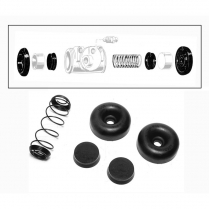 """Wheel Cylinder Repair Kit - Rear 15/16"""" - 1975-89 Ford Truck, 1976-89 Ford Bronco, 1949-70 Ford Car"""